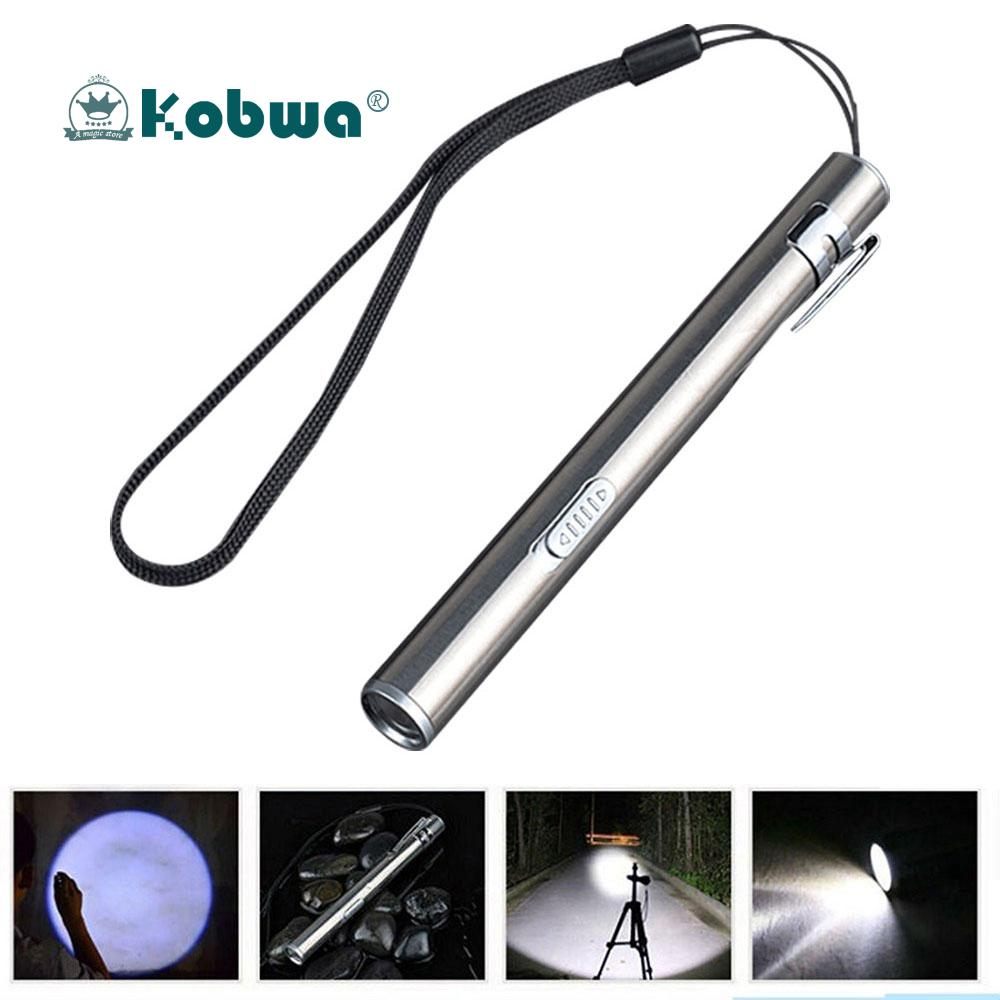 Flashlight For Sale Flash Light Prices Brands Review In Stun Gun Schematic Diagram Kobwa Usb Stainless Steel Mini Rechargeable Intl