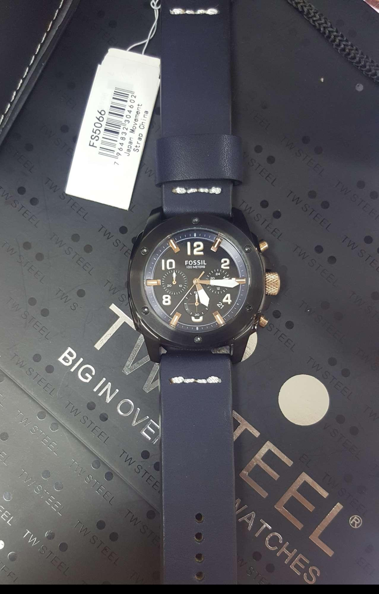Sell Fossil Es4094 Mineral Cheapest Best Quality Ph Store Breaker Stainless Steel Watch Fs 5049 Machine Blue Dial Silver Mens Fs5340php4199 Php 4200