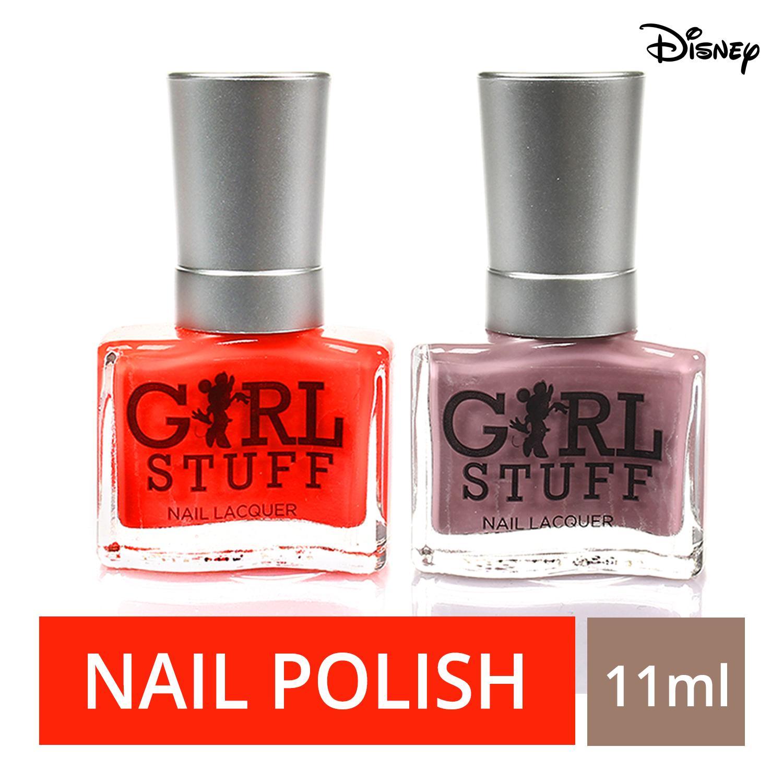 Disney Minnie Mouse Nail Polish Set of 2 Philippines