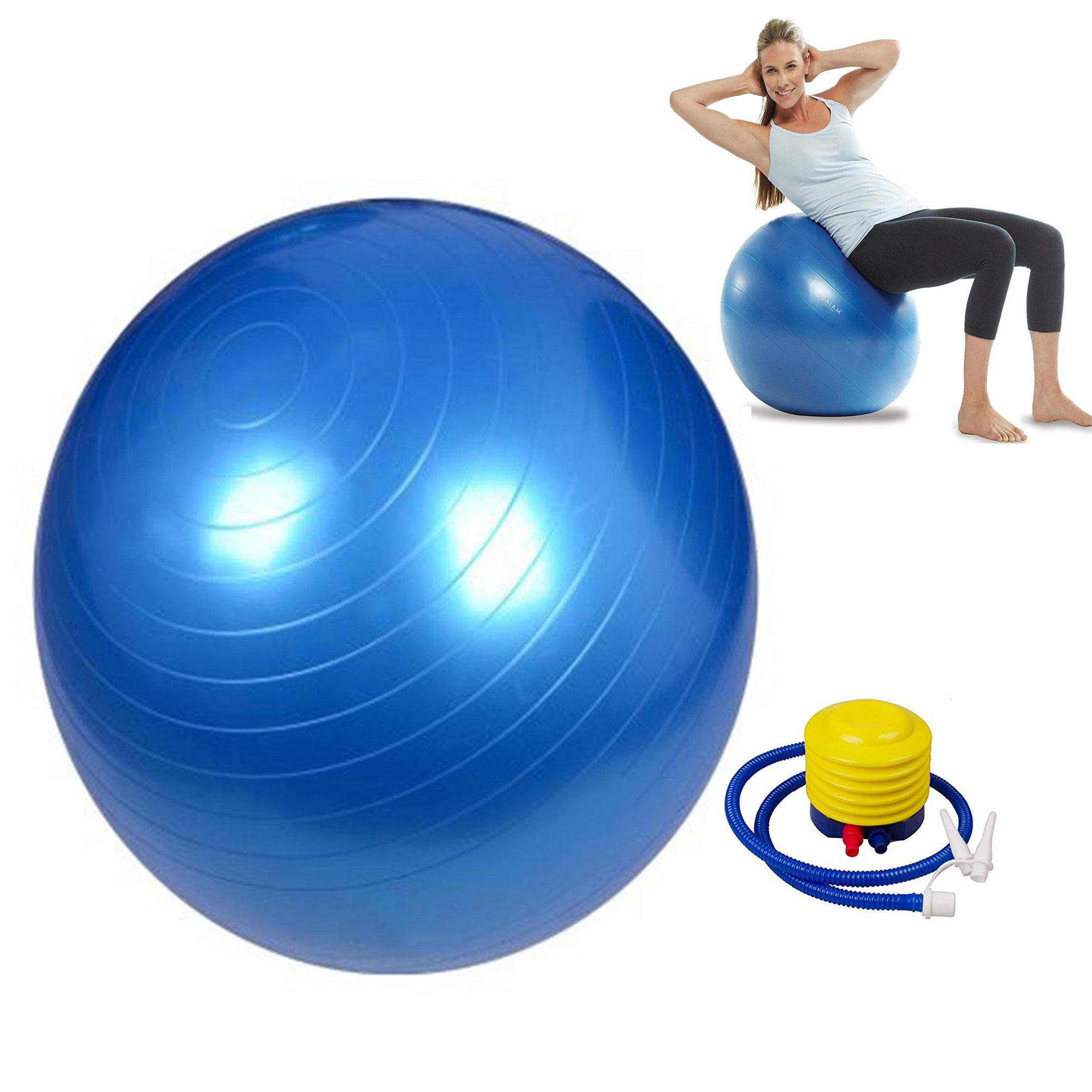 Gym Ball (blue) By Gonzalez General Merchandise.