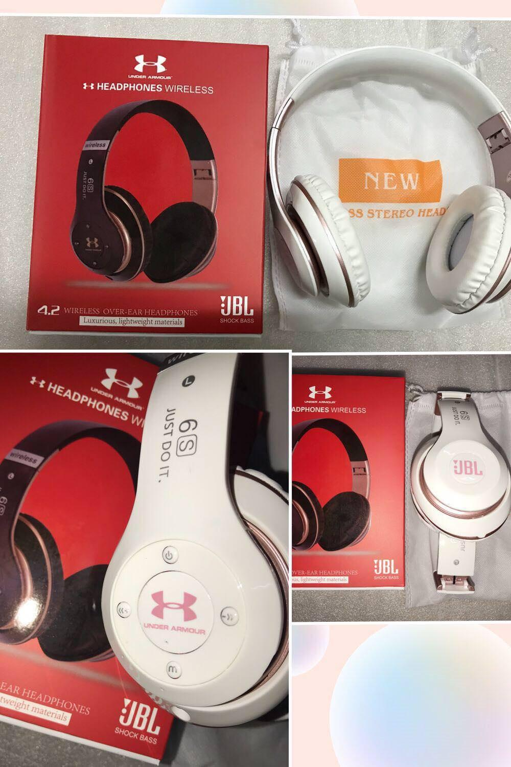 Over The Ear Headphone For Sale Headphones Prices Headset Bluetooth Jbl X Under Armour Earphone Wireless Handsfree Blackunder 42 Stereo 1pcs New