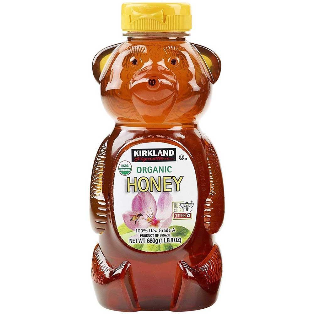 Kirkland Signature 100% Usda Organic Raw Honey 680g By Awesome Stash.