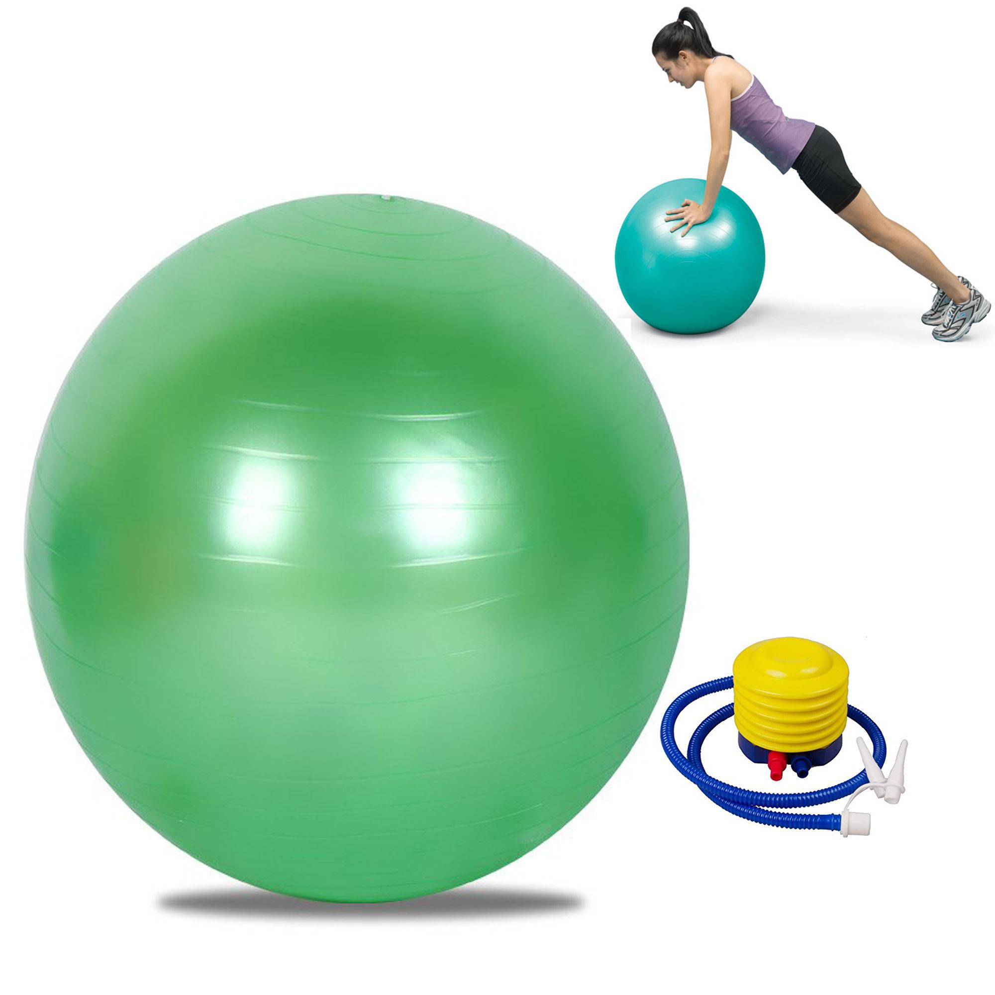 Gym Ball (green) By Gonzalez General Merchandise.