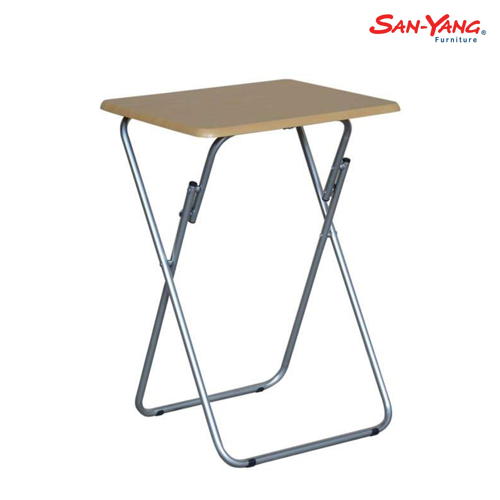 Metal Patio Furniture For Sale Intended Sanyang Folding Table Fft313 Outdoor Furniture For Sale Patio Prices Brands Review