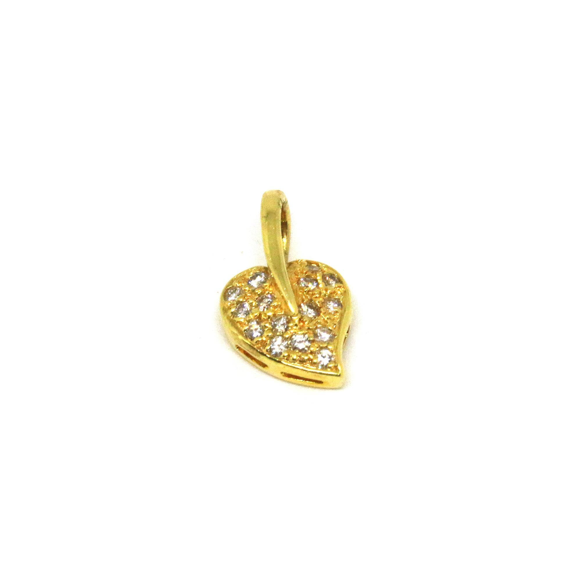 for heritage gold women floating chain heart in necklaces pendant men yellow rose jewelry mini necklace