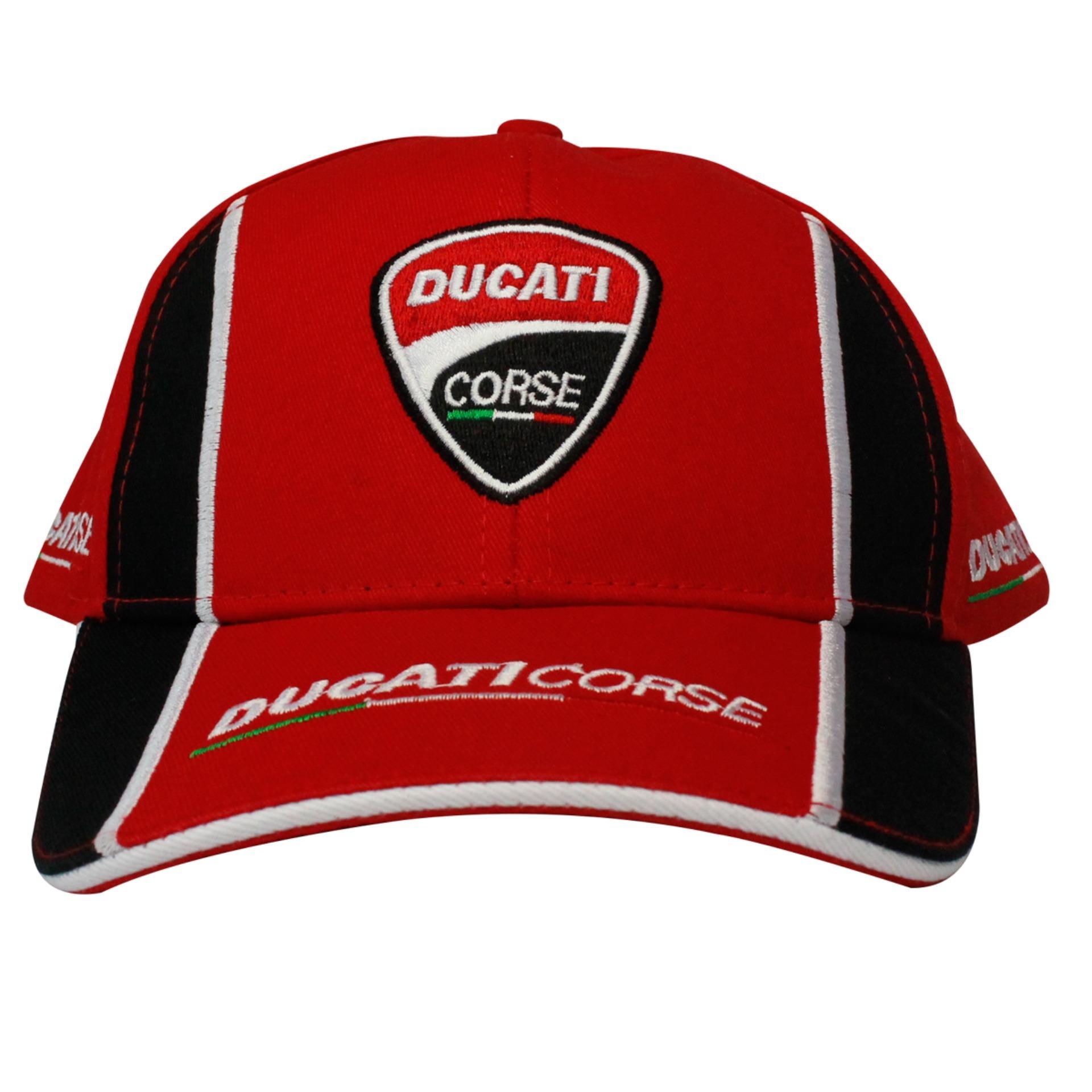 ffd8b79af Moto A319-Cap Ducati Corse-Red/Blk