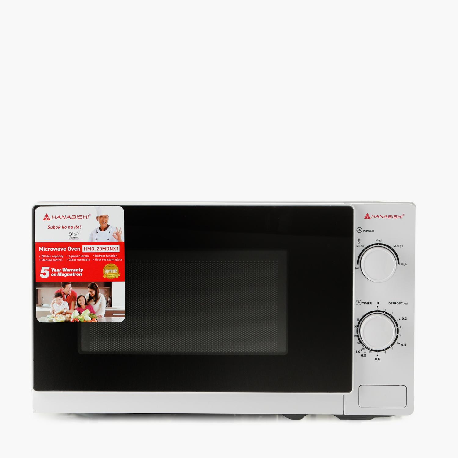 Hashi 20l Microwave Oven Hmo 20mdnx1