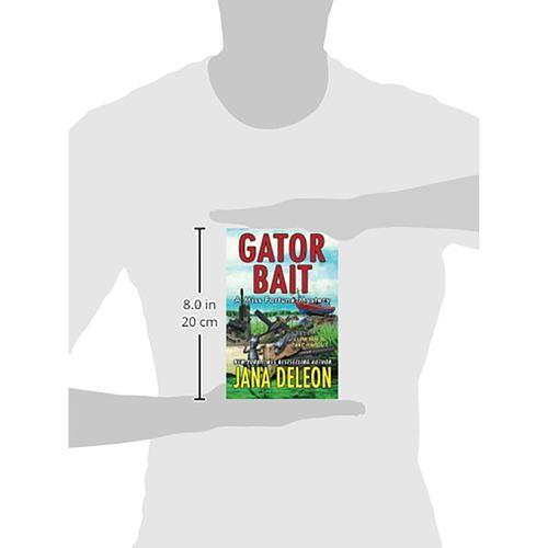 A Miss Fortune Mystery, Book 5: Gator Bait By Book Alley.