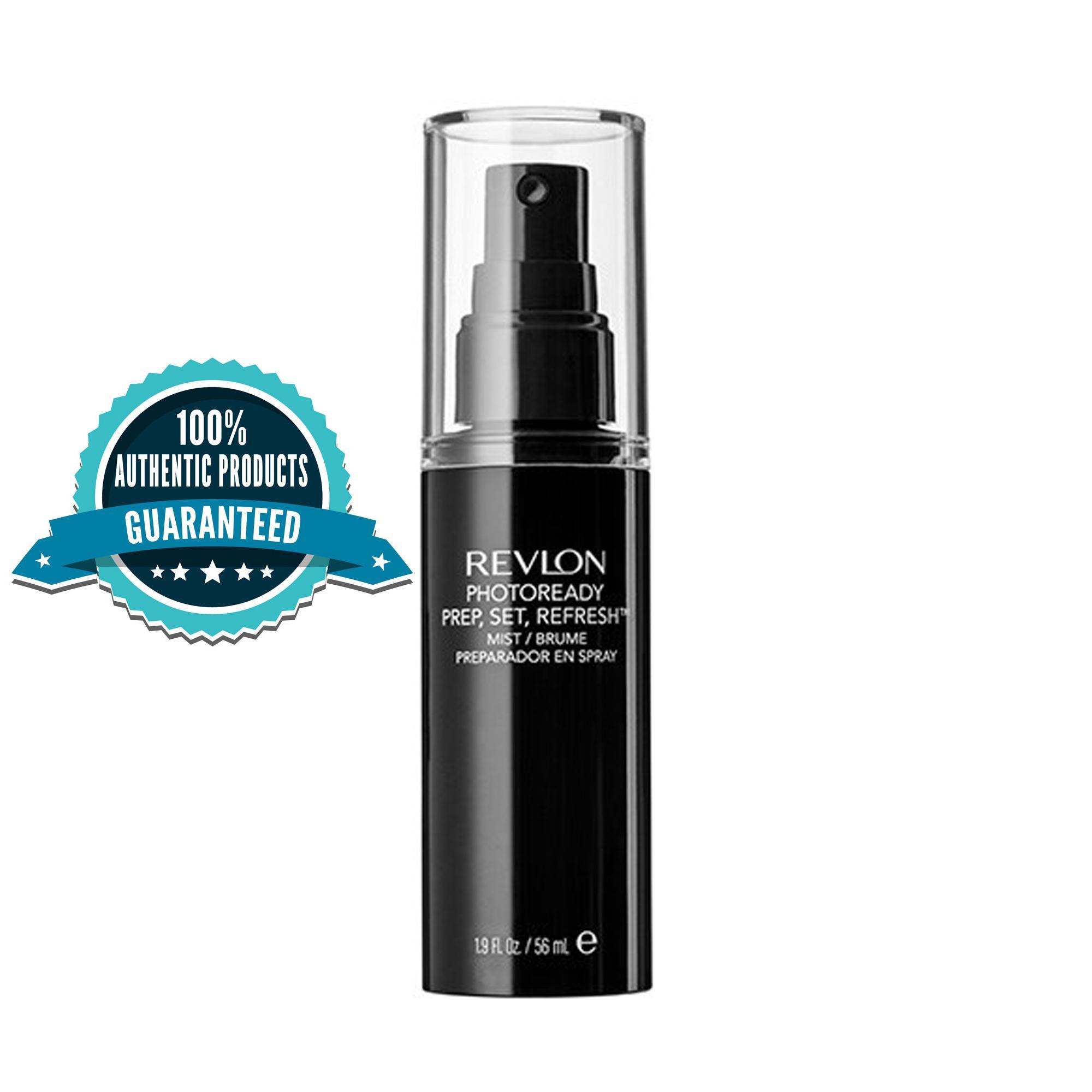 Buy Sell Cheapest Bedak Revlon Photoready Best Quality Product Airbrush Effect Makeup Nude Setting Spray Prep Set Refresh Mist