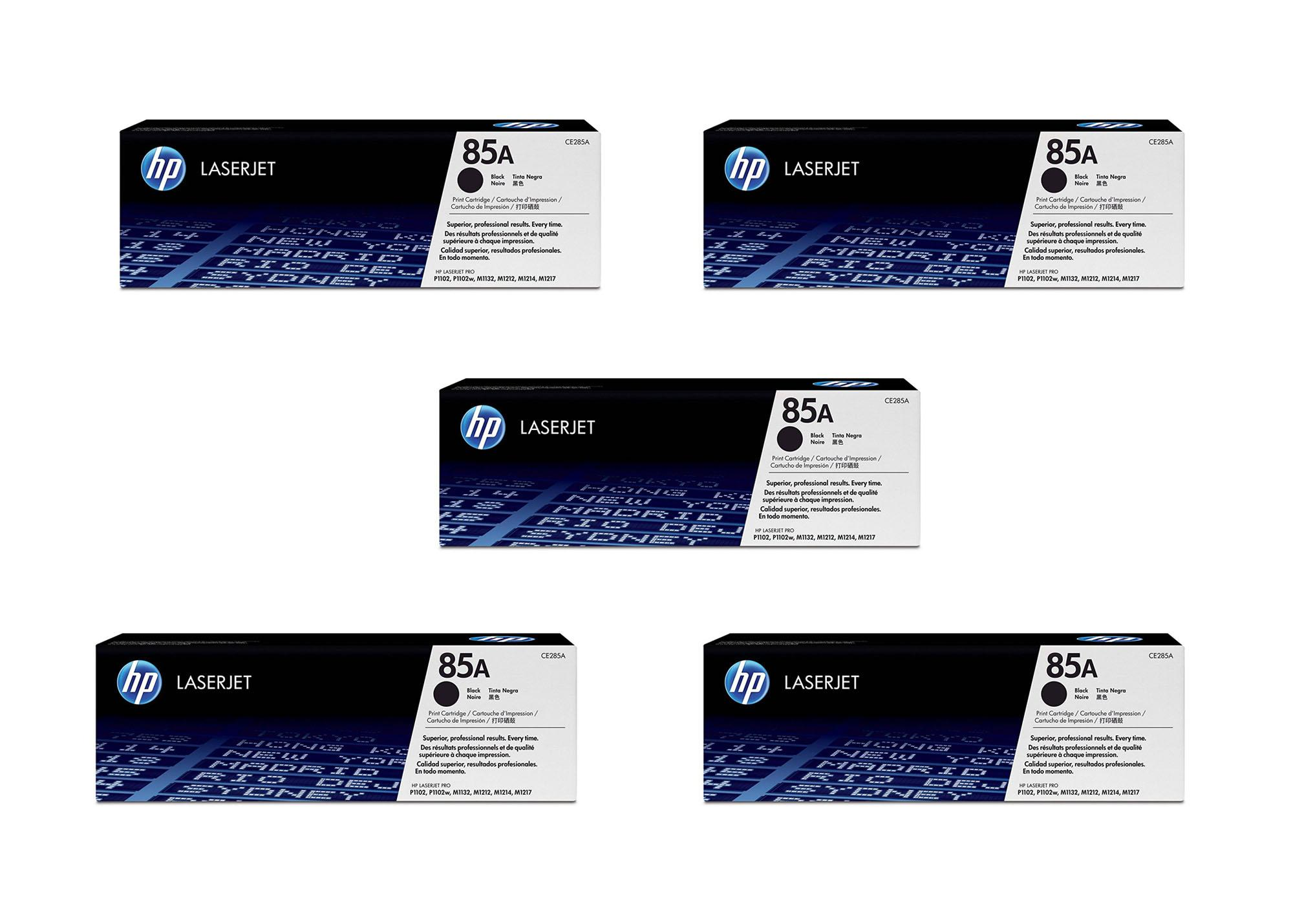 Hp Philippines Laser Ink For Sale Prices Reviews Lazada Catridge Toner 85a Ce285a Laserjet Cartridges Black Set Of 5