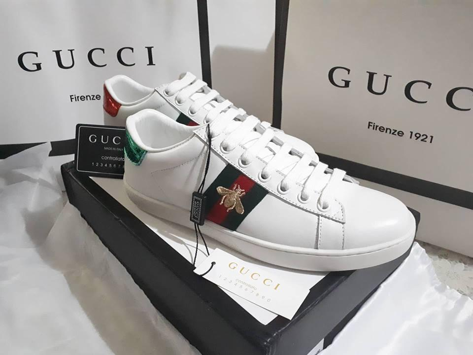 Gucci Sneakers (Authentic Quality)