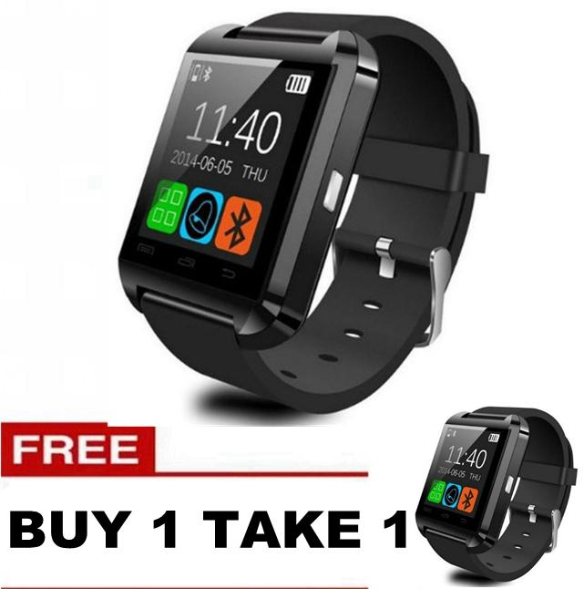 U8 Bluetooth Android Smart Watch Buy 1 Take 1 By Sunsonic Electronic Plaza.