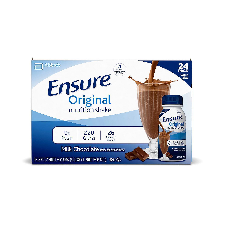 Ensure Philippines Price List Powdered Chocolate Vanilla Fos Tin 1000 Gr Original Milk Nutrition Shake 8 Fl Oz 24 Ct