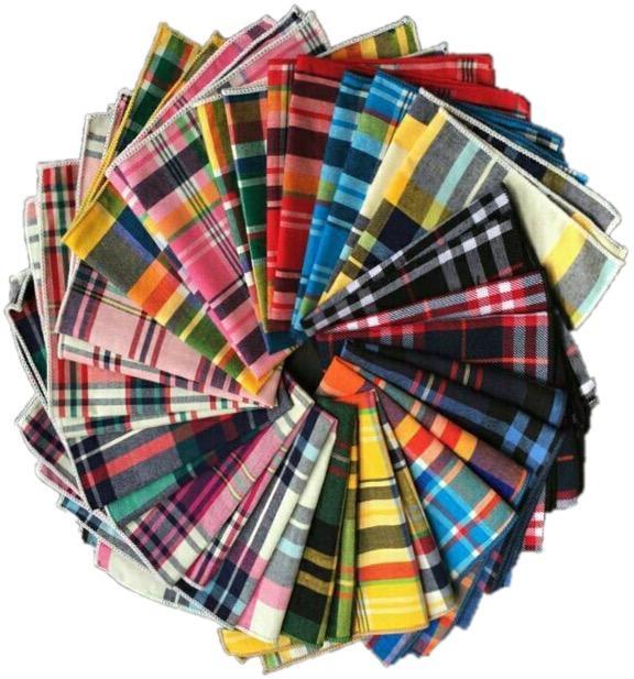 1 Dozen Handkerchief Cotton Panyo For Men And Women By Fe Promall.