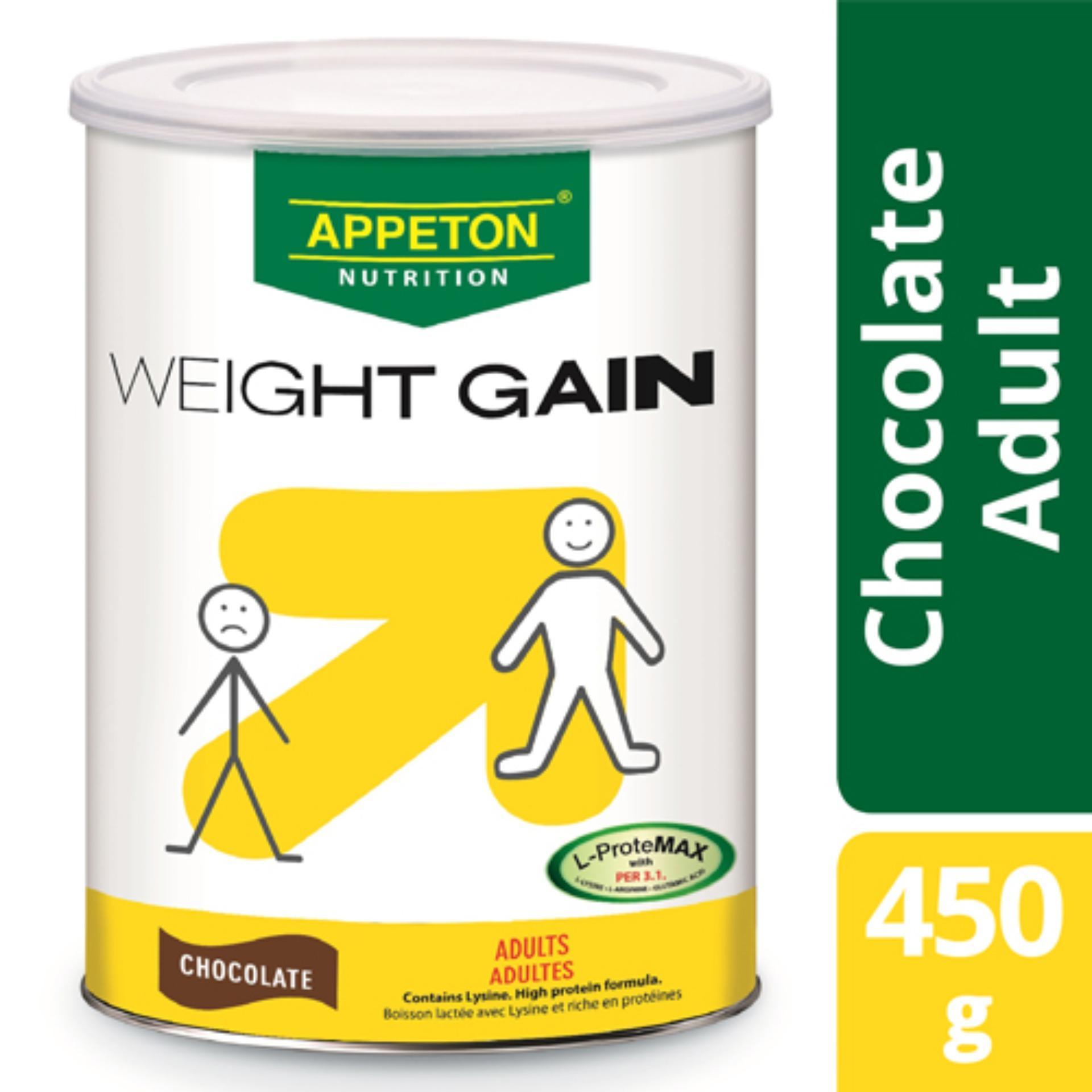 Appeton Philippines Appeton Price List Weight Gain