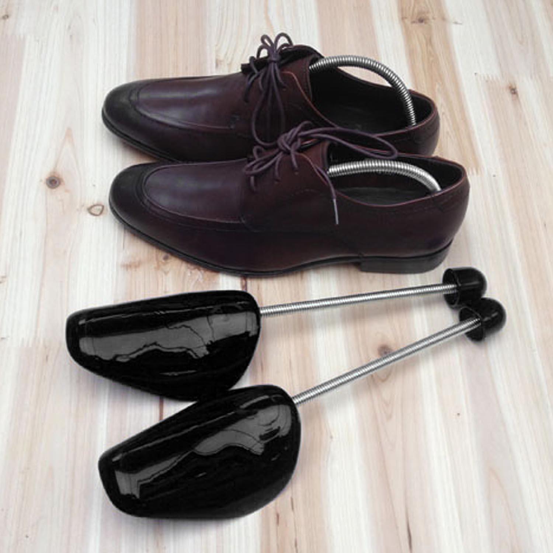 40843b37079 3 Pair Plastic Spring Shoe Tree Stretcher Footwear Shaper Support ...