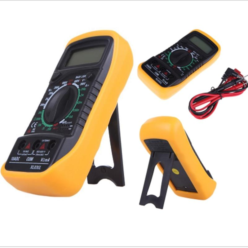 Digital Multimeter Multi Tester Holdpeak Manual-Ranging Multi Tester With Non Contact Voltage Test Volt Amp Ohm Meter With Diode And Hfe Test - Intl By Powerful-Enterprise.