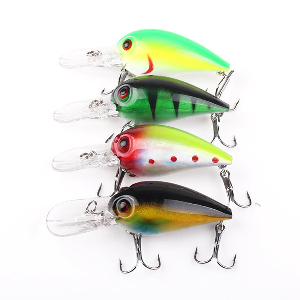 Palight 10pcs 115cm112g Wobblers Fishing Lure 3d Eyes Artificial Source · Hengjia 8pcs Fishing lures Crank