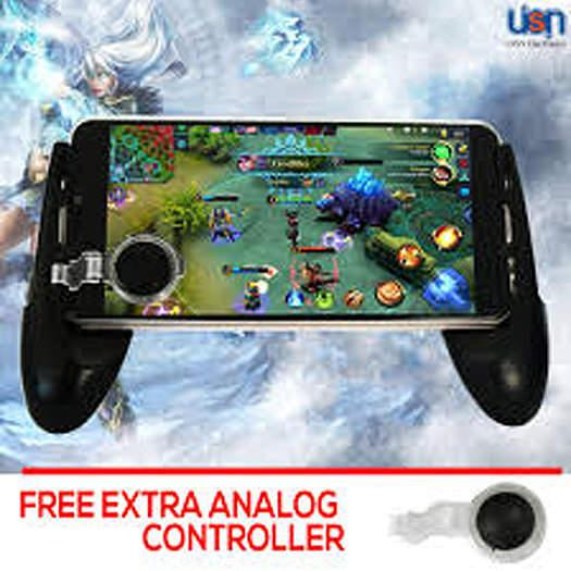 Gamepad JL01 Game Joystick Grip Extended Handle Game Controller Mobile