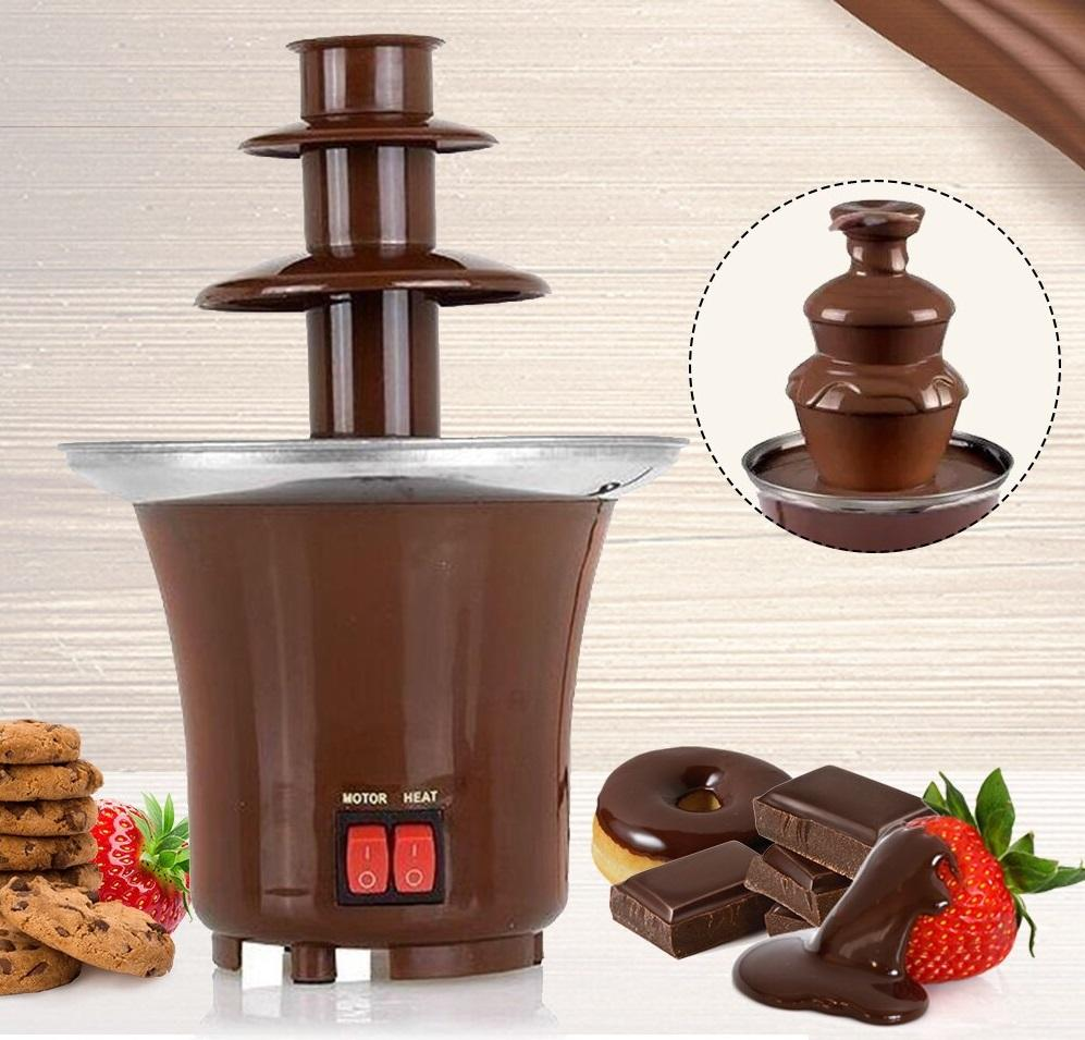 Mini Chocolate Fondue Fountain By Yjj Merchandise.