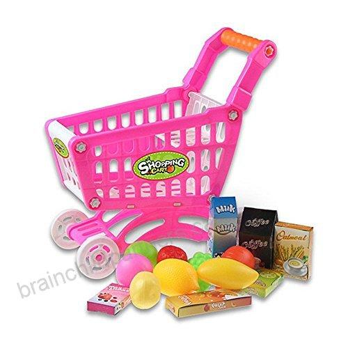 2017 Shopping Cart Toy / Basket Toy Jce By Baby Centre By Jce.