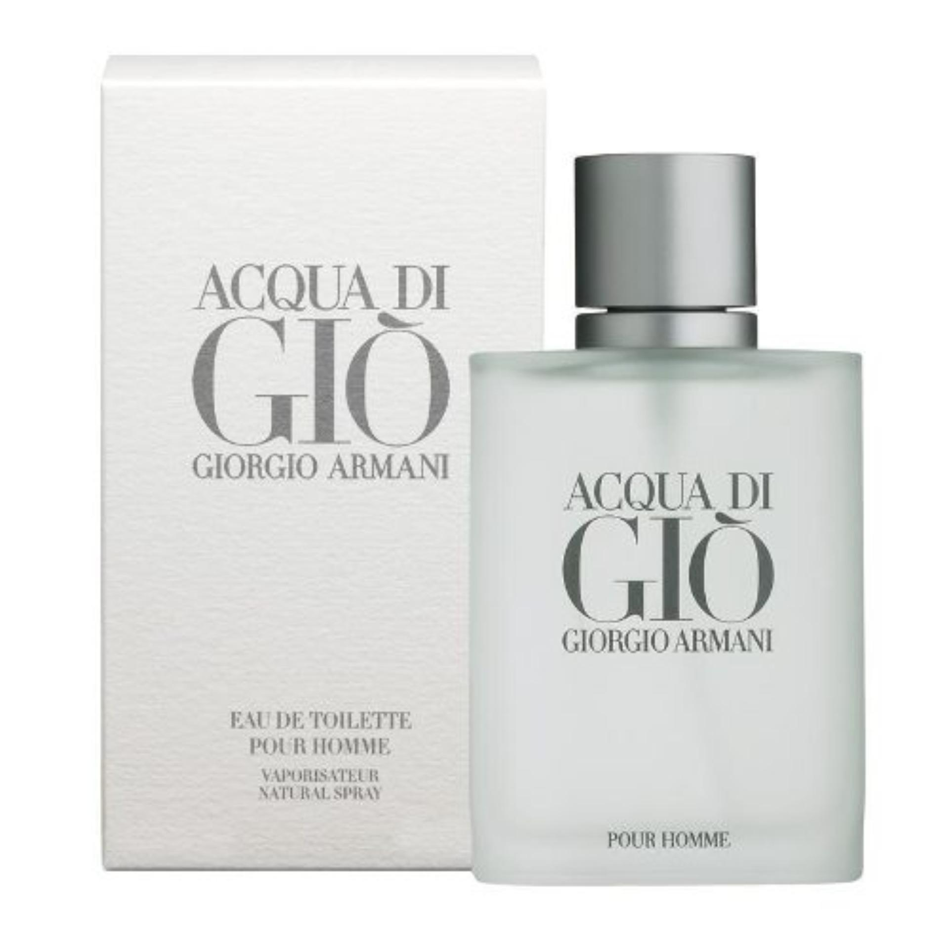 Giorgio Armani Fragrances Philippines Mens And Diamonds For Women 100ml Acqua Di Gio By Men Eau De Toilette