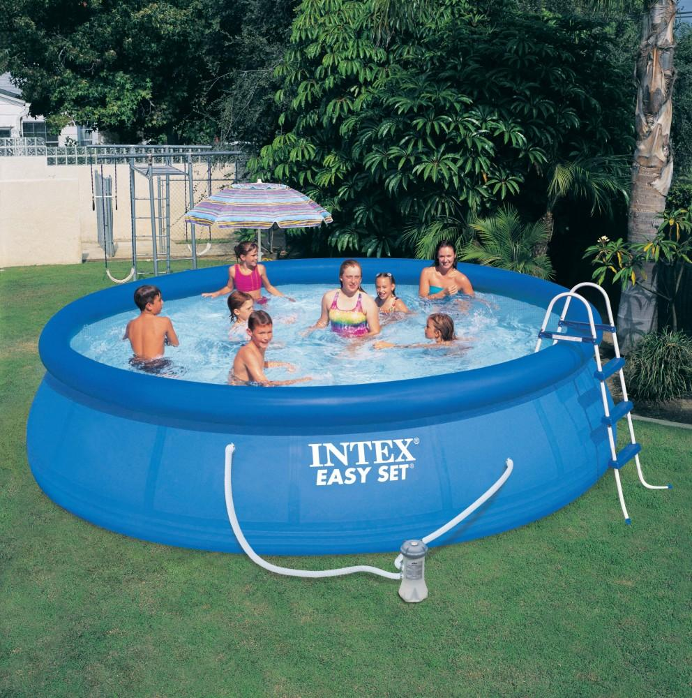 INTEX Genuine Product Family Swimming Pool Disc Gap Former Inflatable Villa Large Paddling Send