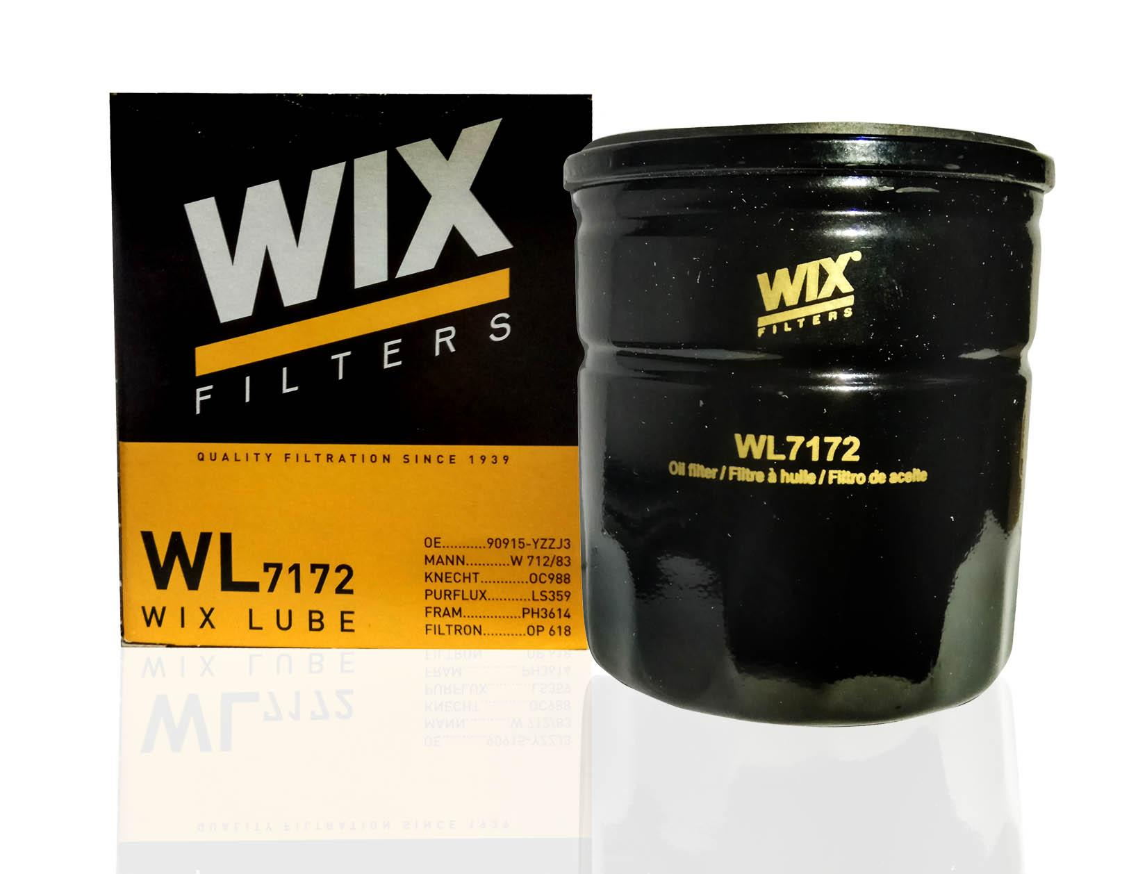 Oil Filter For Sale Adapter Online Brands Prices 2008 Pt Cruiser Fuel Location Wix Wl7172 Toyota Revo Innova Fortuner Rav4 Grandia Hi Ace Land