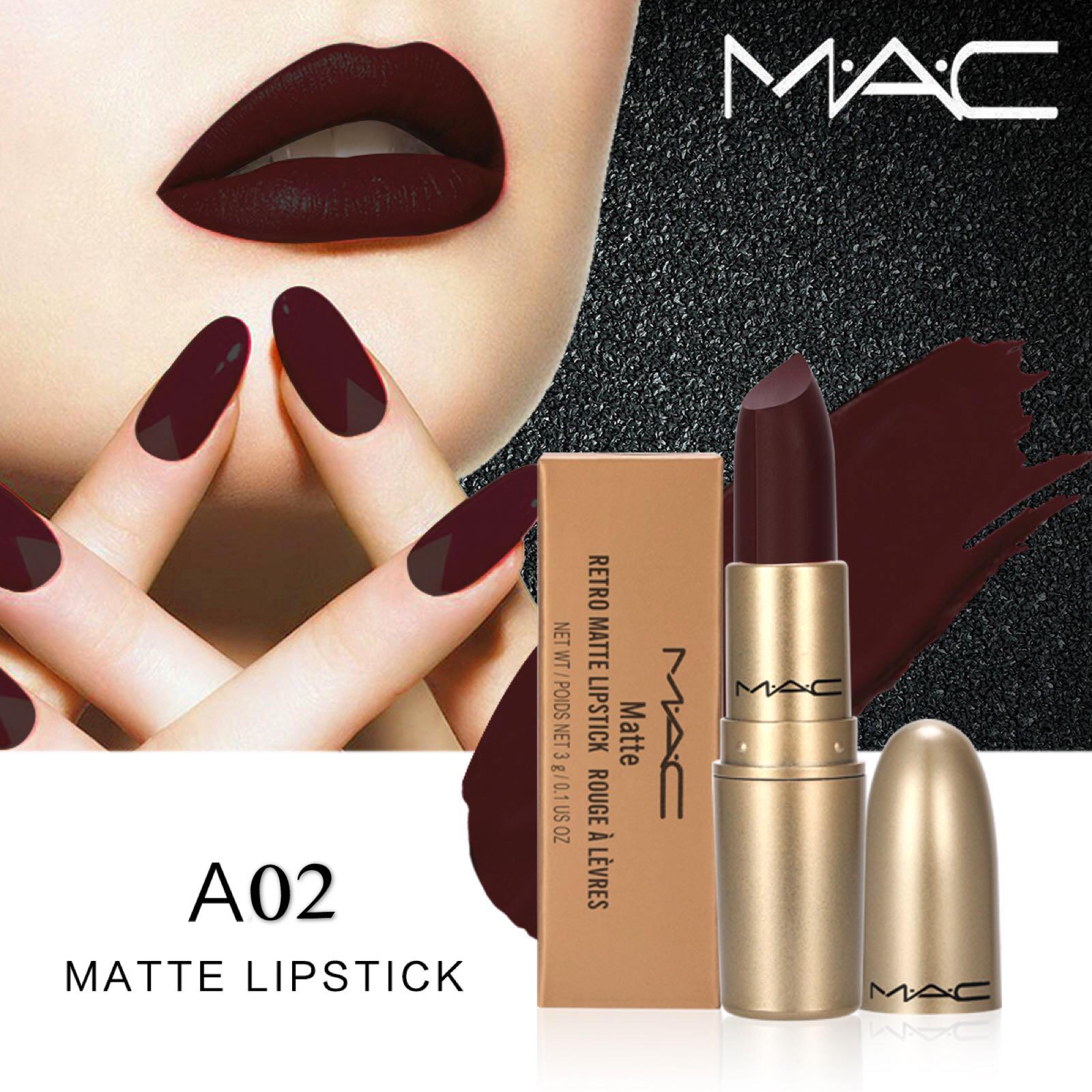 mac retro matte lipstick Philippines
