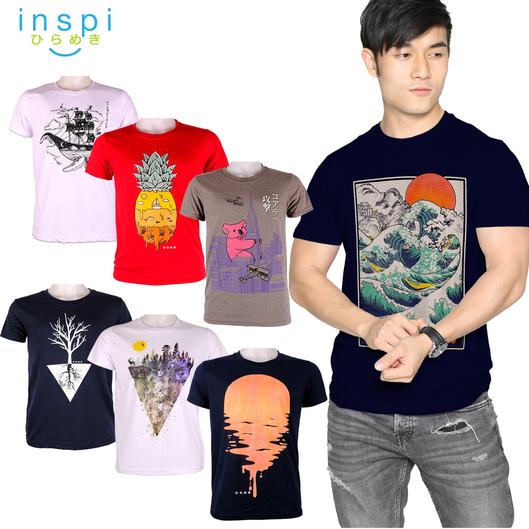 29f081d6 T-Shirt Clothing for Men for sale - Mens Shirt Clothing Online Deals &  Prices in Philippines | Lazada.com.ph
