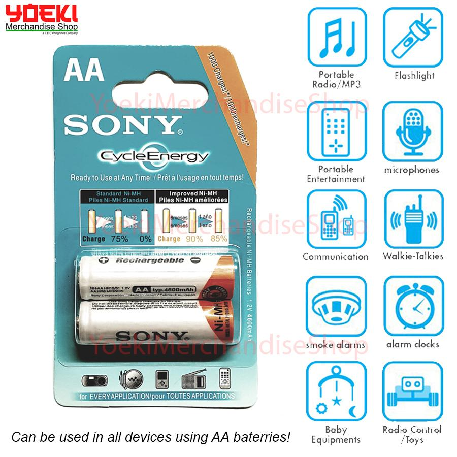 Camera Battery For Sale Digital Prices Brands Wasabi Power 2 Pack And Charger Sony Np Fw50 Two Pieces Aa Rechargeable