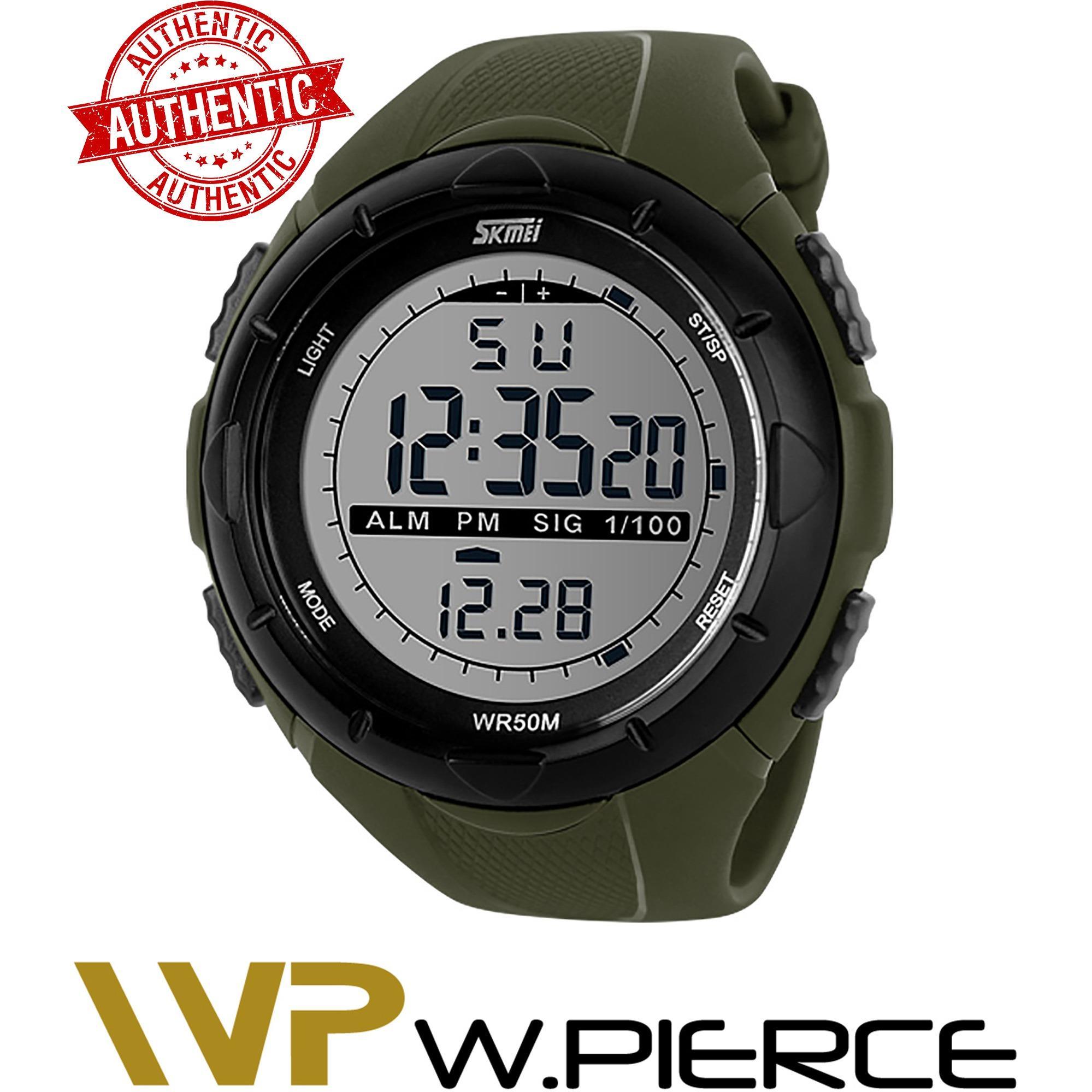 3efa038db70 Skmei 1025 W.Pierce Brand Men LED Digital Military Watch