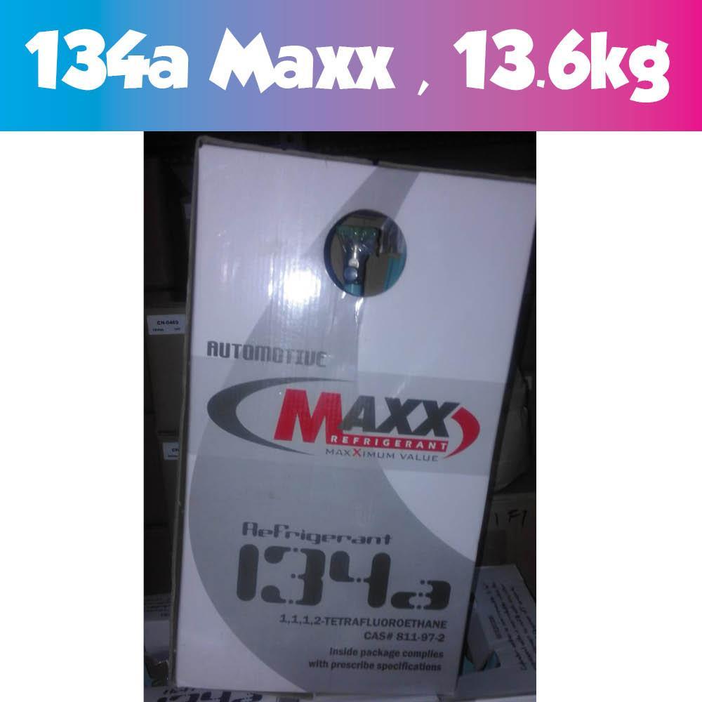 Maxx 134a Freon , Refrigerant Tank, Car Aircon , 30 lbs