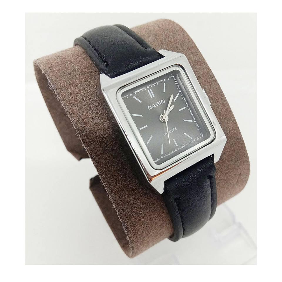 Watches For Women Sale Womens Online Brands Prices Jam Tangan Wanita Original Fossil Es3734 Casio Watch Black Leather Strap