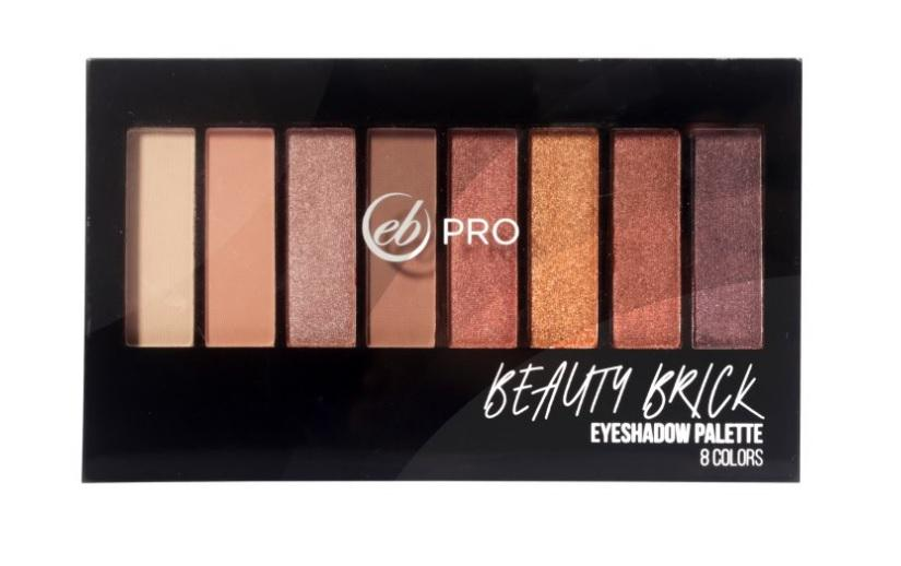 Ever Bilena EB Pro Beauty Brick Eyeshadow Palette Philippines