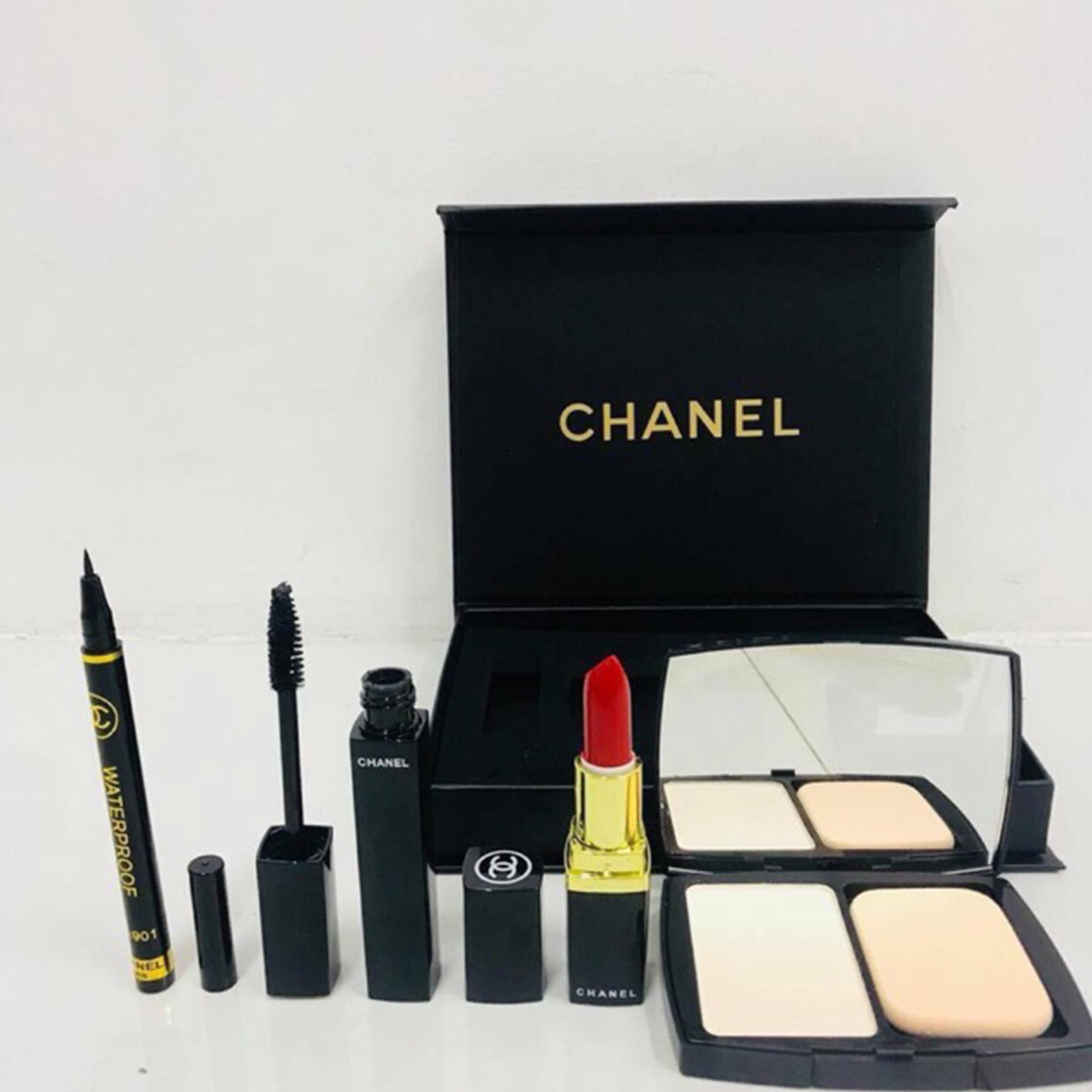 Chanl Makeup Set 4pcs Philippines