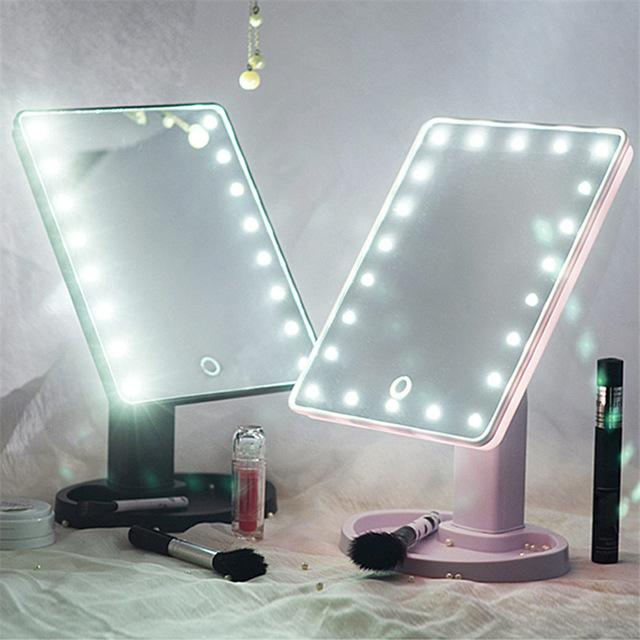 Led 16 Vanity Makeup Mirror With Lights
