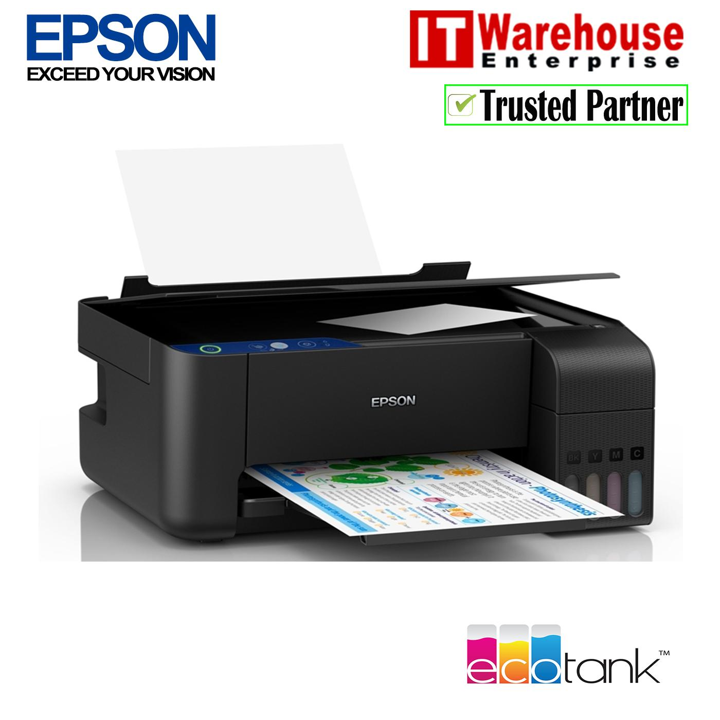 Epson Philippines Price List Printer Scanner Ink Main Board L805 Wifi Ecotank L3110 All In One Tank With 1 Set Bcym