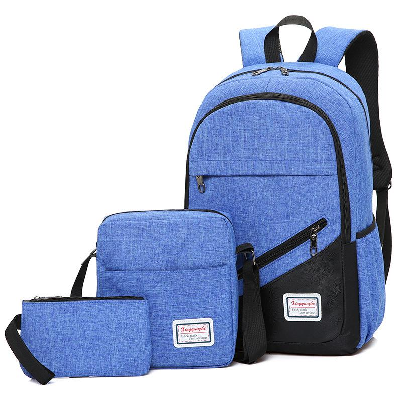 J C Fashion Casual 18 Travel Business 3 In 1 Backpack M3003