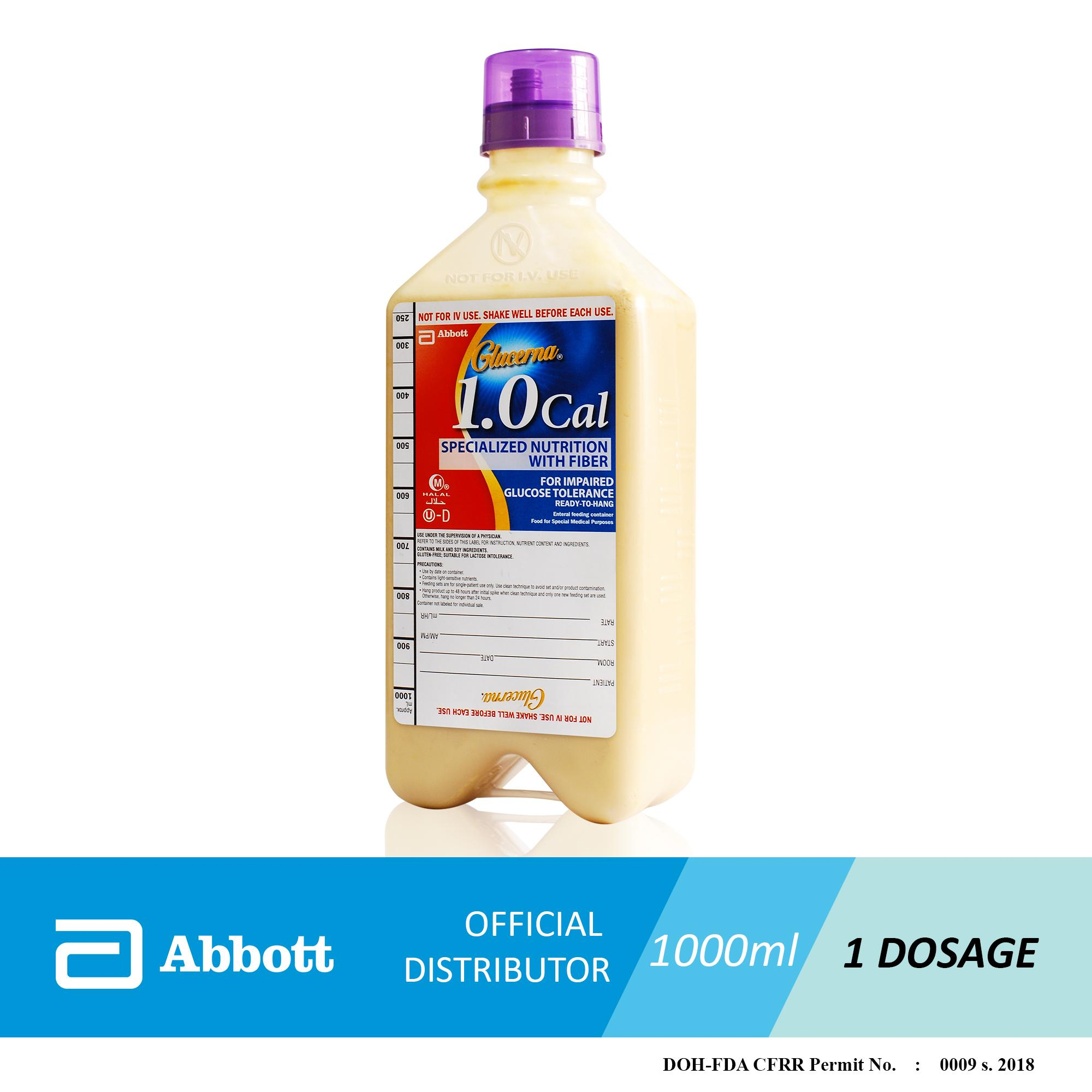 Glucerna Philippines Price List Powdered Milk Ensure Fos Chocolate Tin 1000 Gr Abbott Ready To Hang 1000ml