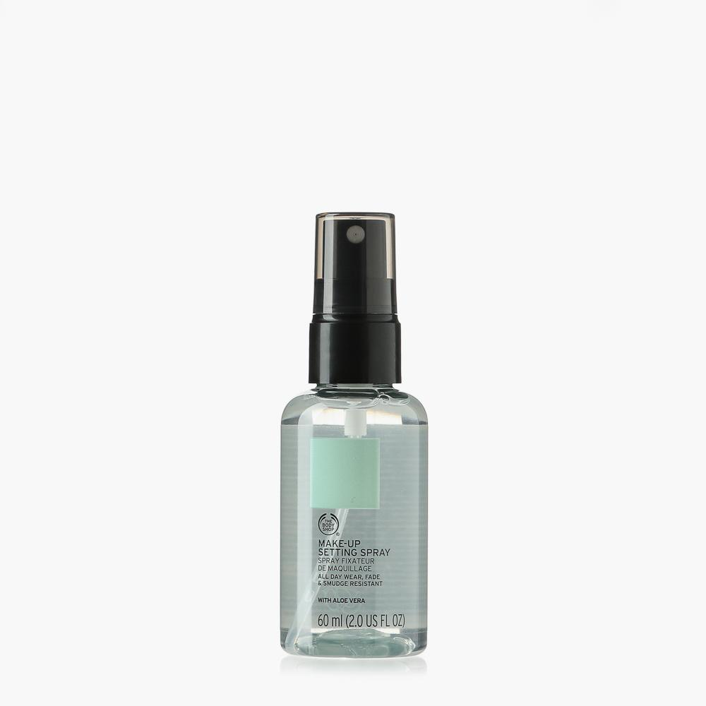 Makeup Setting Spray Brands Finishing On Sale Prices Set Pixy Aqua Beauty Protecting Mist 60 Ml The Body Shop Make Up