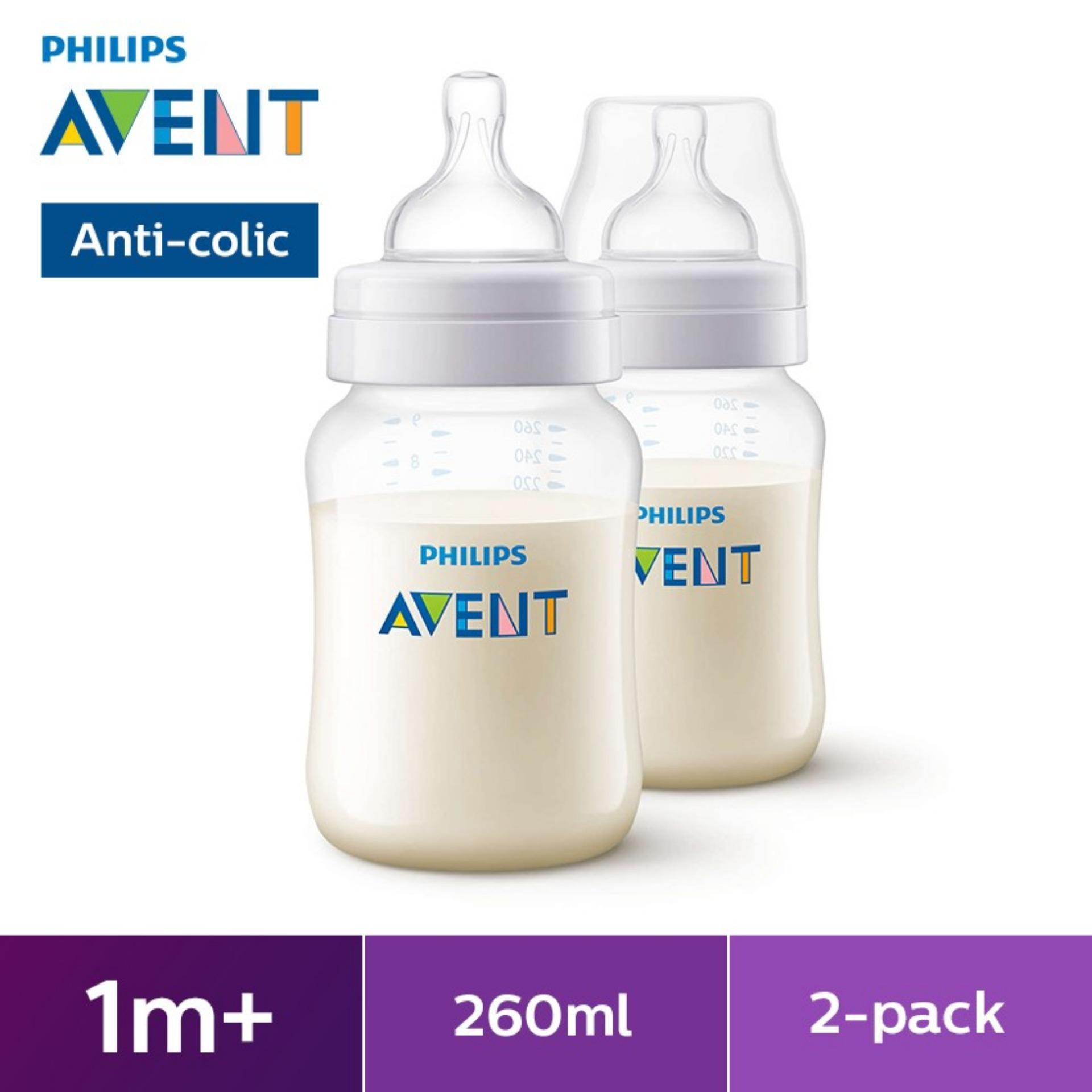 Philips Avent 9oz Bpa-Free (pp) Bottle 2 Pack By Lazada Retail Philips Avent.