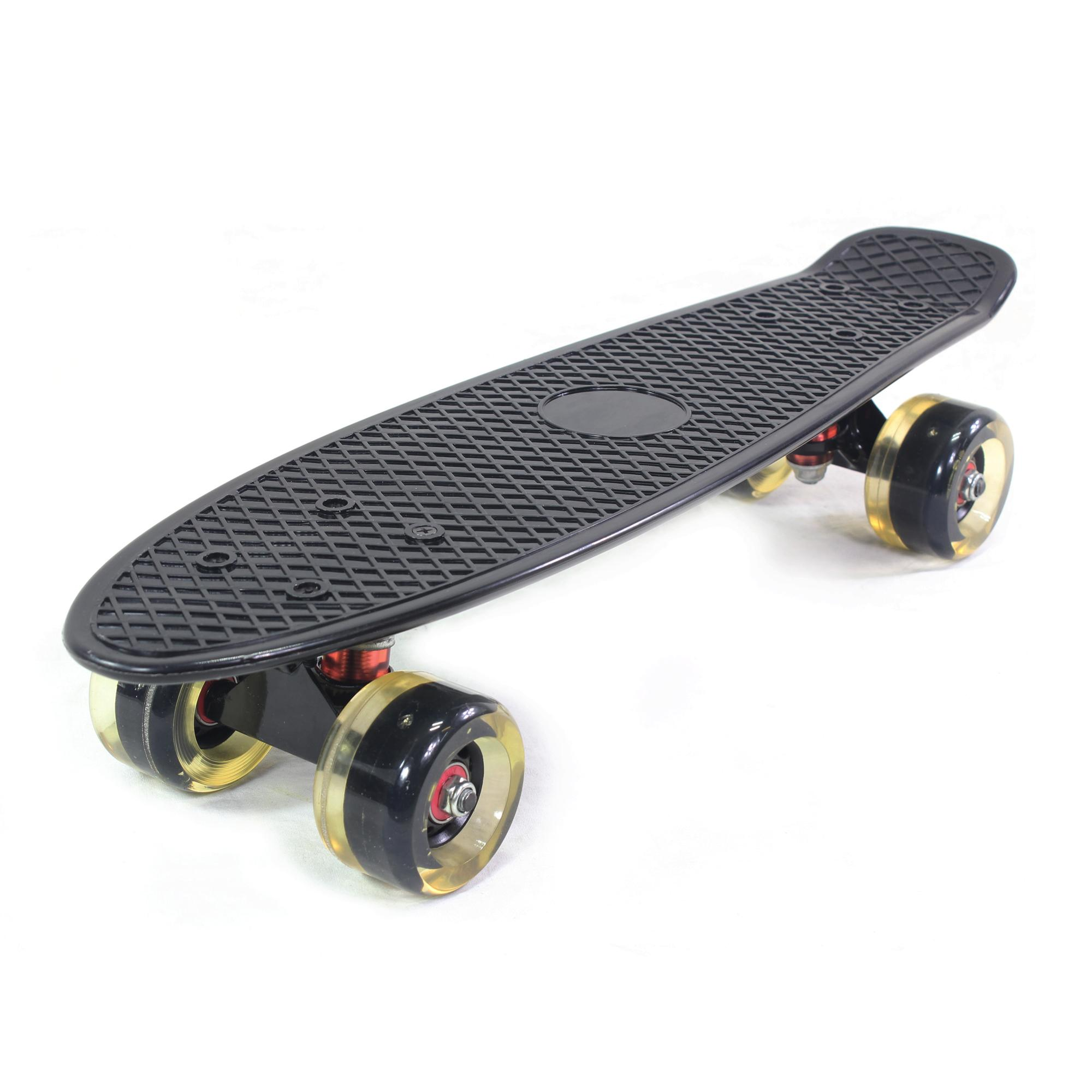 Skateboards For Sale Skateboard Variants Online Brands Prices Swag Chandelier Ebay Electronics Cars Fashion Collectibles 22 Penny Board Pp Plastic Wheels Led Light Up