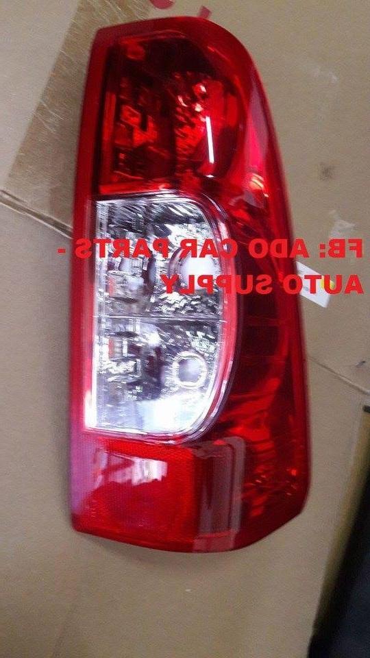 Tail light Tail lamp Isuzu D-MAX DMAX D MAX 2007 - 2013 (PASSENGER SIDE)  RIGHT SIDE