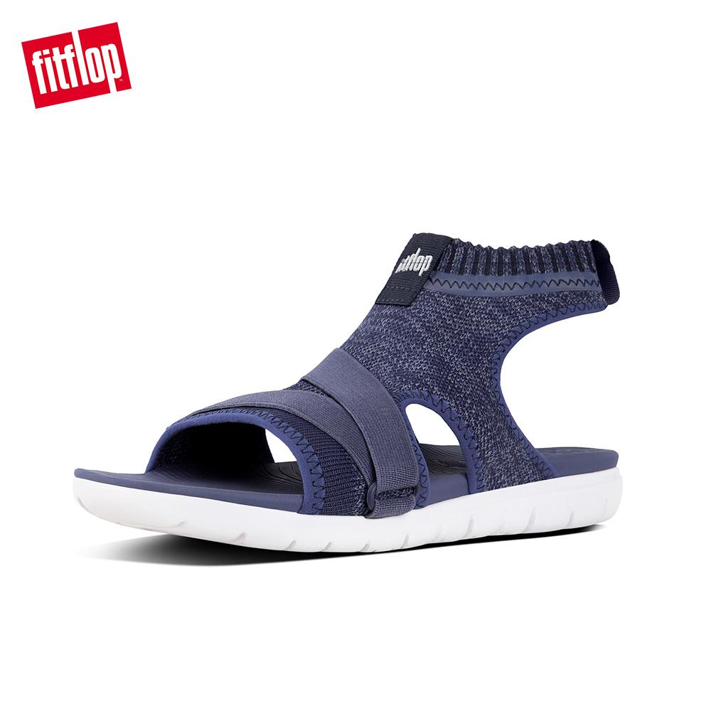 9e7806c680cc6 Fitflop Women s Shoes L29 UBERKNIT BACK-STRAP SANDALS TEXTILE ATHLEISURE  lightweight comfort fashion New