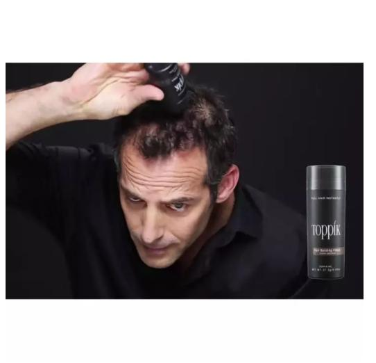 Hair Building Fibers Hair Loss Solutions Concealer 27.5g Black By Andys Shop.