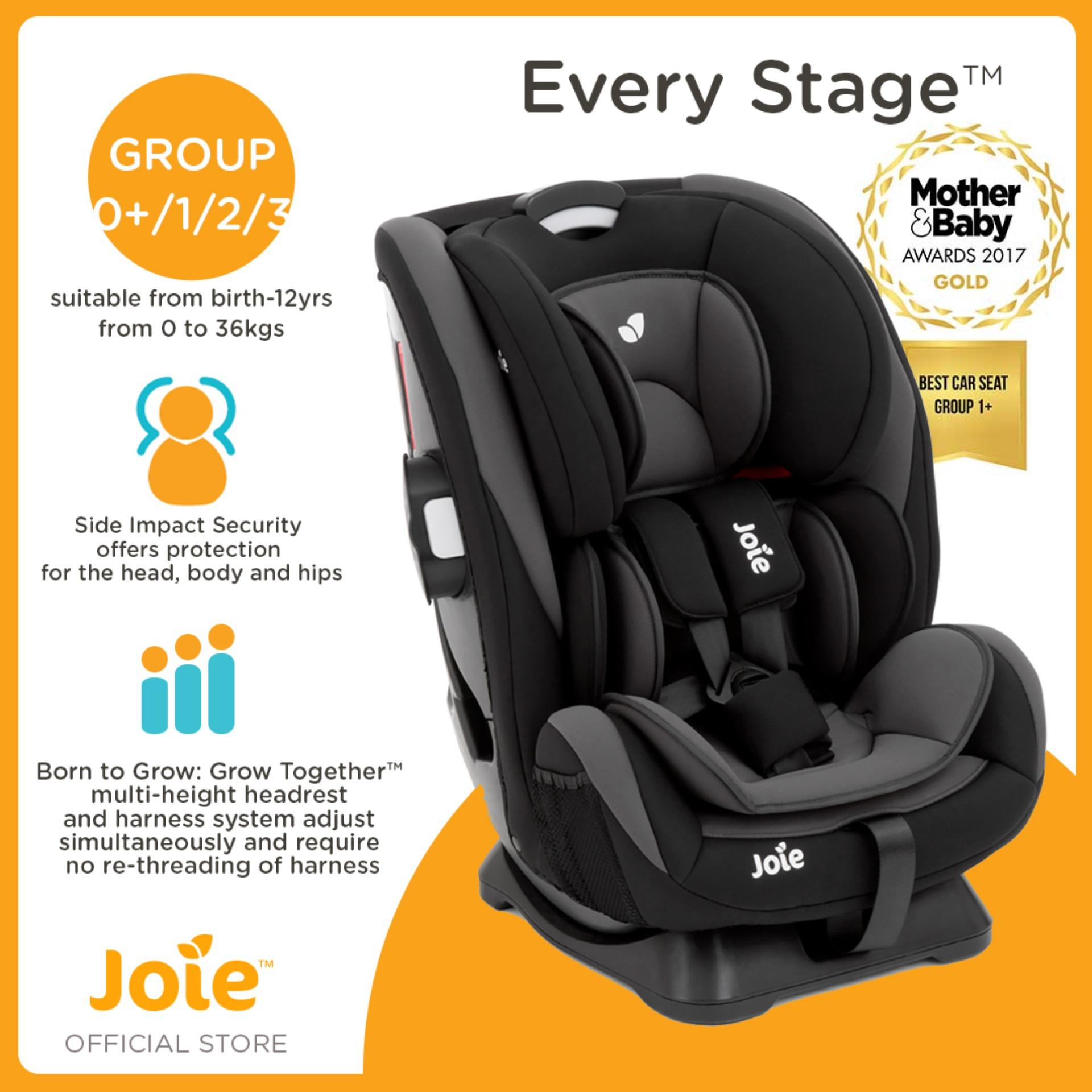 Joie Every Stage Convertible Car Seat Birth To 12 Years