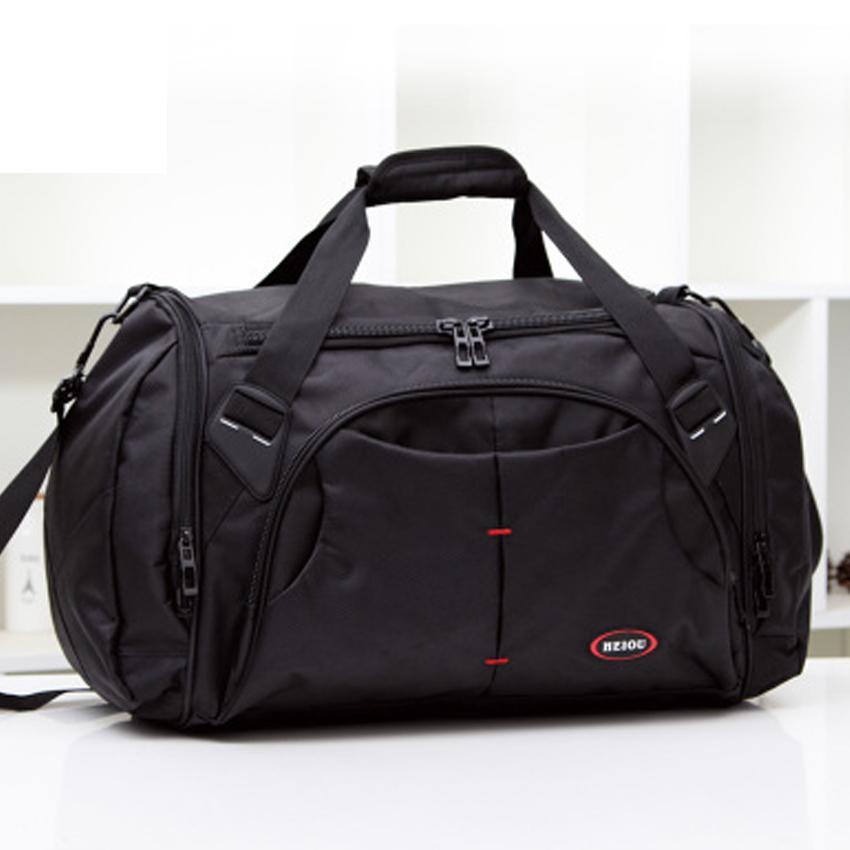 9c0693918a ( Elite ) Travel Bag   Weekend Bag   Travel Totes   Gym Bag - Black