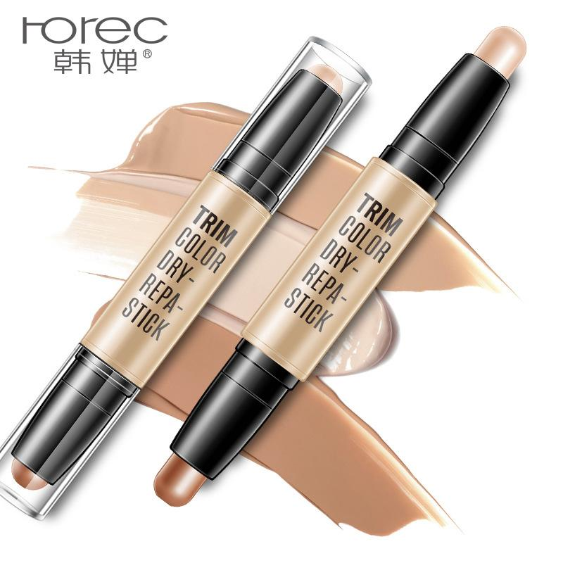 ROREC Double head Bronzer Highlighter Stick Pen 3.6g Philippines