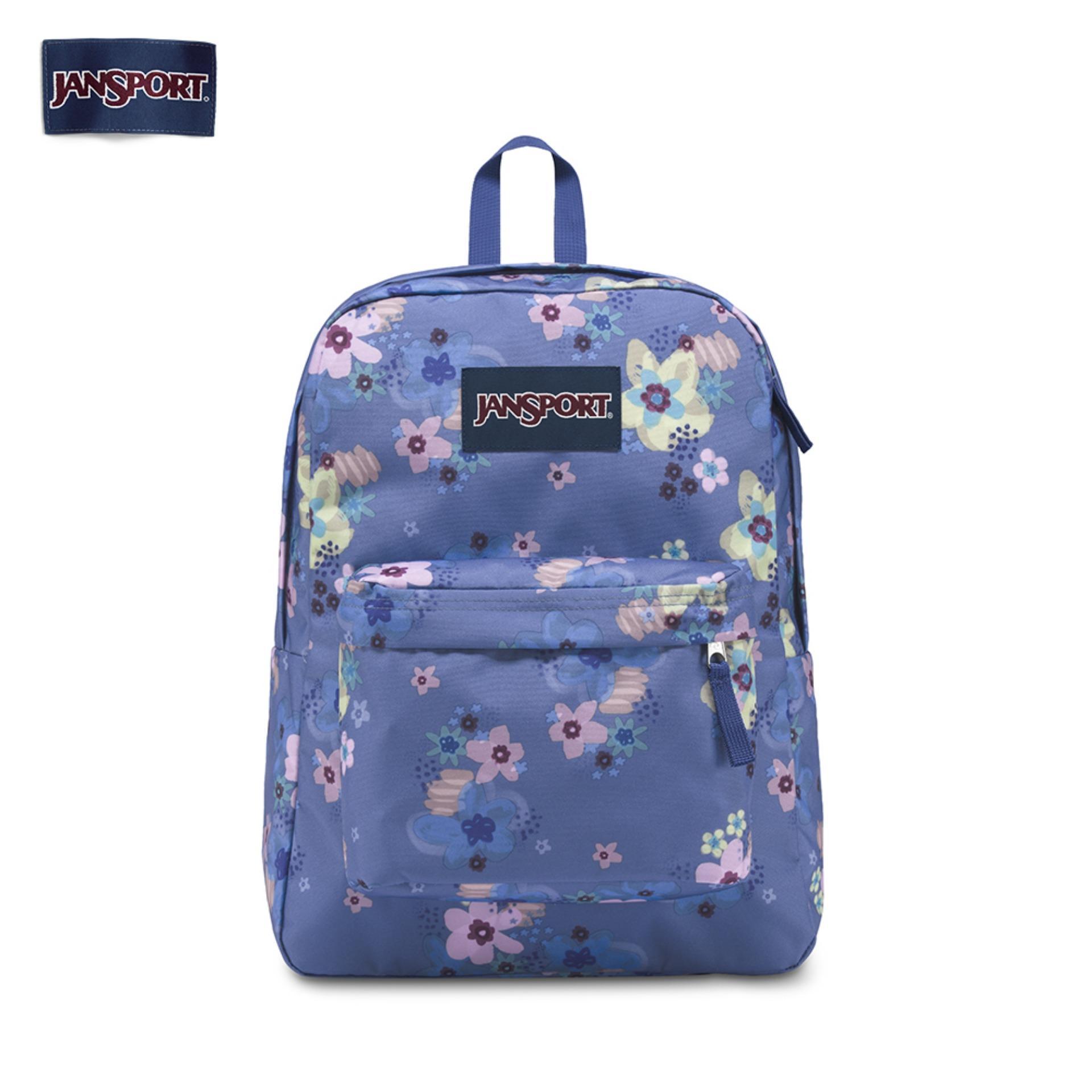 b8bdbed00450 Philippines. Jansport Unisex SUPERBREAK 600 DENIER POLYESTER Backpack